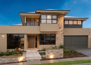 Horizon Homes Front House