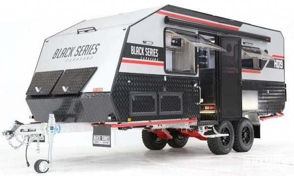 Black Series Campervan