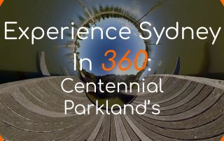 Simply 360 Centennial Parkland's Experience Sydney On The Water Relaxing