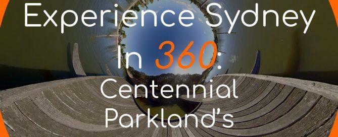 Simply 360 Centennial Parkland's Experience Sydney
