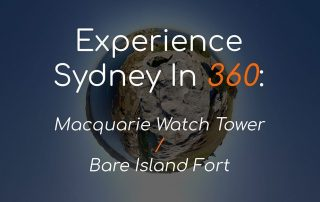 Experience Sydney La Perouse Macquarie Watch Tower Bare Island Fort Social Media Thumbnail Little Planet