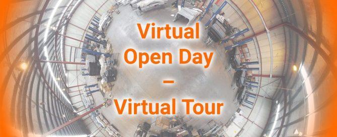 Virtual Open Day Virtual Tour