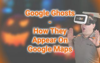Google Ghosts - How They Appear On Google Maps