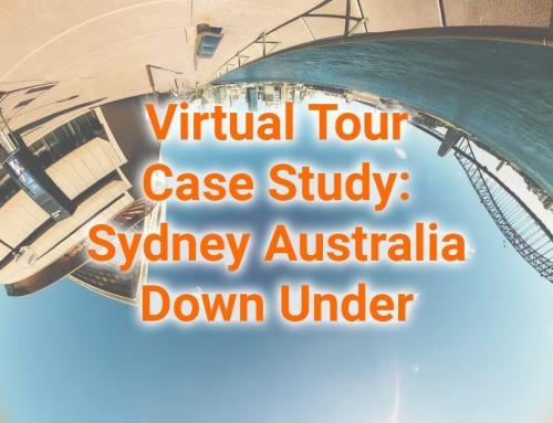 Virtual Tour Case Study: Sydney Australia Down Under